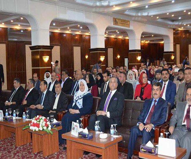 مؤتمر حول انجازات وزارة البيئة